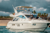 58 ft. Azimut 55 Evolution Boat Rental Cabo San Lucas Image 8