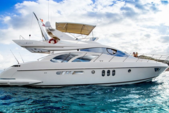 58 ft. Azimut 55 Evolution Boat Rental Cabo San Lucas Image 12