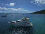 59 ft. Fairline Squadron Motor Yacht Boat Rental Road Town Image 7