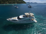 59 ft. Fairline Squadron Motor Yacht Boat Rental Road Town Image 8