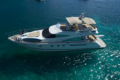 59 ft. Fairline Squadron Motor Yacht Boat Rental Road Town Image 9
