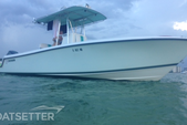27 ft. Contender 27t Offshore Sport Fishing Boat Rental Miami Image 9