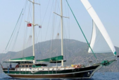 77 ft. Gulet Luxury Gulet Luxury Sloop Boat Rental Kalimnos Image 1
