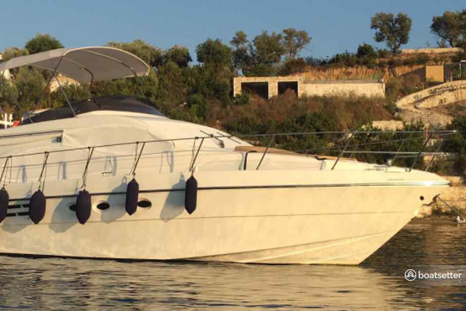 Rent a Azimut motor yacht in Preveza, null near me