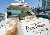 48 ft. Sea Ray 460 Sundancer Cruiser Boat Rental Miami Image 1