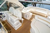 48 ft. Sea Ray 460 Sundancer Cruiser Boat Rental Miami Image 3