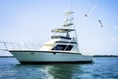 41 ft. Hatteras 41c Series II Boat Rental Miami Image 1