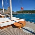 59 ft. Custom Gulet Sloop Boat Rental Bodrum Image 3