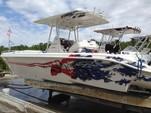 33 ft. Glasstream Gmi 242 Ccx Center Console Boat Rental Miami Image 3