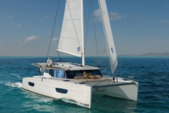 39 ft. Fountaine Pajot Lucia 40 Catamaran Boat Rental Charlotte Amalie Image 1