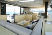 39 ft. Fountaine Pajot Lucia 40 Catamaran Boat Rental Charlotte Amalie Image 4