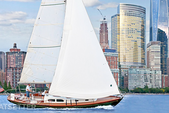 35 ft. Hinckley 35 Sloop Boat Rental New York Image 1