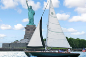 35 ft. Hinckley 35 Sloop Boat Rental New York Image 3