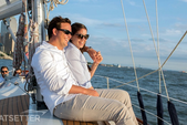 35 ft. Hinckley 35 Sloop Boat Rental New York Image 5