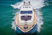 101 ft. Leopard Cantieri Dell Arno Motor Yacht Boat Rental Miami Image 2