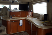 54 ft. Sea Ray Sedan Bridge Motor Yacht Boat Rental Miami Image 2