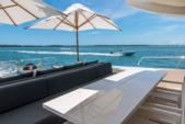 101 ft. Leopard Cantieri Dell Arno Motor Yacht Boat Rental Miami Image 5