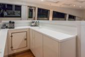 101 ft. Leopard Cantieri Dell Arno Motor Yacht Boat Rental Miami Image 10