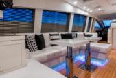 101 ft. Leopard Cantieri Dell Arno Motor Yacht Boat Rental Miami Image 14
