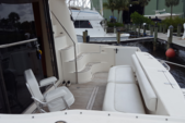 54 ft. Sea Ray Sedan Bridge Motor Yacht Boat Rental Miami Image 5