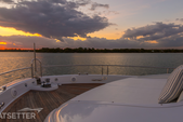 84 ft. Lazzara 84 Boat Rental Miami Image 8