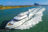 84 ft. Lazzara 84 Boat Rental Miami Image 10