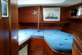 42 ft. Hallberg Rassy Hallberg Rassy 31 Sloop Boat Rental Villeneuve-Loubet Image 3