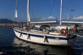42 ft. Hallberg Rassy Hallberg Rassy 31 Sloop Boat Rental Villeneuve-Loubet Image 8