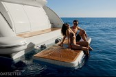 62 ft. Azimut 62 Boat Rental Miami Image 2