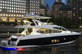 73 ft. Sunseeker Manhattan Motor Yacht Boat Rental Boston Image 1