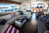 73 ft. Sunseeker Manhattan Motor Yacht Boat Rental Boston Image 3