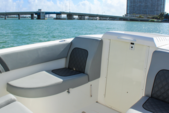 39 ft. Midnight Express Cuddy Cuddy Cabin Boat Rental Miami Image 9
