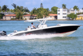 39 ft. Midnight Express Cuddy Cuddy Cabin Boat Rental Miami Image 11