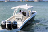 39 ft. Midnight Express Cuddy Cuddy Cabin Boat Rental Miami Image 12