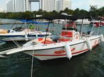10 ft. Pursuit 3000 Express Center Console Boat Rental Cancún Image 3