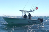 25 ft. Dusky 233 Center Console Boat Rental Miami Image 3