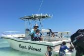 25 ft. Dusky 233 Center Console Boat Rental Miami Image 4