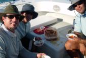 25 ft. Dusky 233 Center Console Boat Rental Miami Image 16