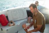 25 ft. Dusky 233 Center Console Boat Rental Miami Image 17