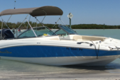 21 ft. Nautic Star Dc Deck Boat Deck Boat Boat Rental Sarasota Image 1