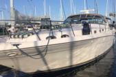 50 ft. Sea Ray 450 Sundancer Motor Yacht Boat Rental San Diego Image 2