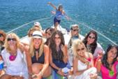 50 ft. Sea Ray 450 Sundancer Motor Yacht Boat Rental San Diego Image 3