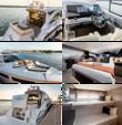60 ft. Cruisers Yachts 60 Fly IPS950 Cruiser Boat Rental Washington DC Image 7