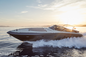 54 ft. Baia 54 Aqua Motor Yacht Boat Rental Eivissa Image 1