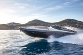 54 ft. Baia 54 Aqua Motor Yacht Boat Rental Eivissa Image 3