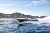 54 ft. Baia 54 Aqua Motor Yacht Boat Rental Eivissa Image 6