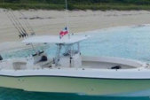 33 ft. Dusky Marine 33 Center Console Boat Rental Tampa Image 1