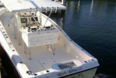 33 ft. Dusky Marine 33 Center Console Boat Rental Tampa Image 2