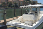 33 ft. Dusky Marine 33 Center Console Boat Rental Tampa Image 3