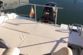 18 ft. Beneteau Flyer 5.5 Spacedeck Deck Boat Boat Rental Barcelona Image 3